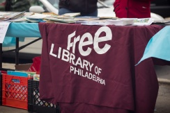 Banner for Free Library of Philadelphia