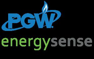 PGW energysense logo