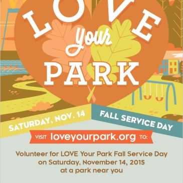 Love Your Park Flyer