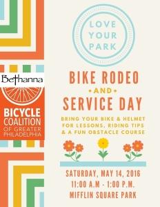 5.14.16 Bike Rodeo
