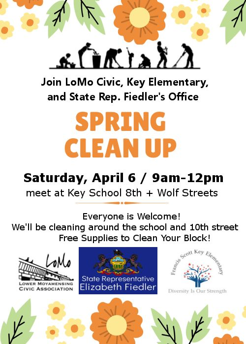 2019 Spring Clean Up 2