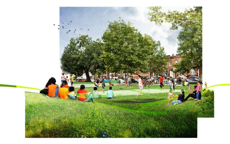 mifflin square rendering
